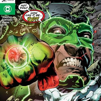 Green Lanterns #54 Review: The Wrath of Cyborg Superman