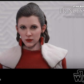 Hot Toys Bespin Gown Princess Leia 1