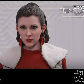 Bespin Gown Princess Leia from Hot Toys Figure Coming in 2019