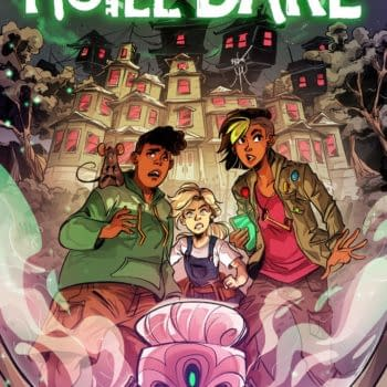 First Look at Claudia Aguirre and Terry Blas's Hotel Dare