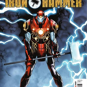 You Cant Touch This Preview of MC Iron Hammer #1