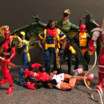 Marvel Legends Deadpool Wave 1