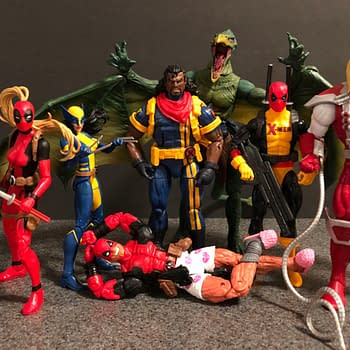 Lets Take a Look at the New Deadpool Wave of Marvel Legends