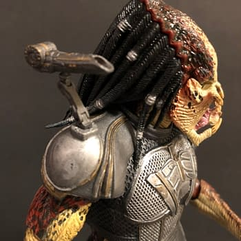 Lets Take a Look at NECAs Fugitive Predator Figure