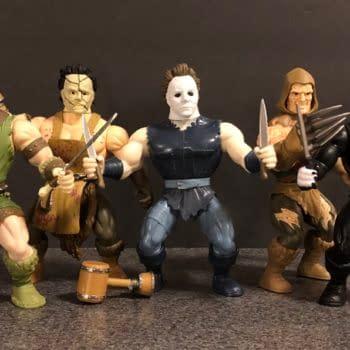 Funko Savage World Horror Figures 4