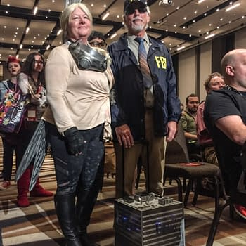 Pym van Dyne Family Reunion with Evangeline Lilly at Dragon Con