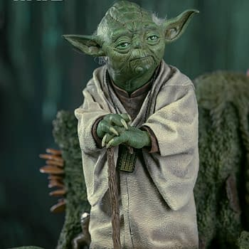 Yoda Gets an Amazing Statue From Iron Studios Coming 2019