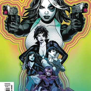 Outlaw Wants to Punch a Bigot in Domino #6 Preview Plus: Diamondback Spoilers