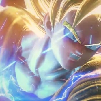 Bandai Namco Confirms SSGSS Goku Will Be in Jump Force