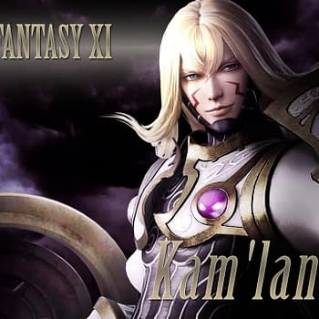 Square Enix Announces Kamlanaut Coming to Dissidia Final Fantasy NT