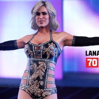 WWE's Lana Blasts Yukes and 2K for Shoddy 2K19 Character Model