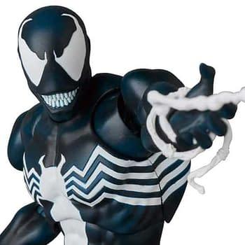 Venom Gets a MAFEX Figure Release in 2019