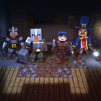 Minecraft Dungeons Receives A New Cinematic Trailer