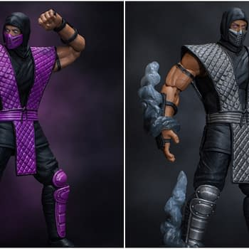 NYCC Gets 2 Exclusive Mortal Kombat Exclusives from Storm Collectibles
