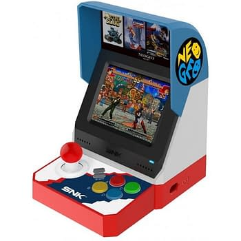 SNK Releases a New International Trailer for the NeoGeo Mini