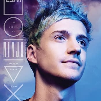 Ninja is the First esports Pro to Get an ESPN Cover