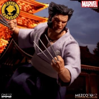 One 12 Collective Ronin Wolverine NYCC Exclusive 5