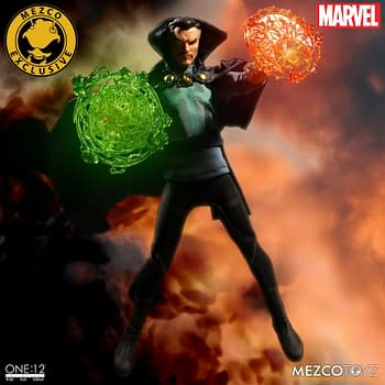 Doctor Strange Gets a NYCC Exclusive One:12 Collective Figure
