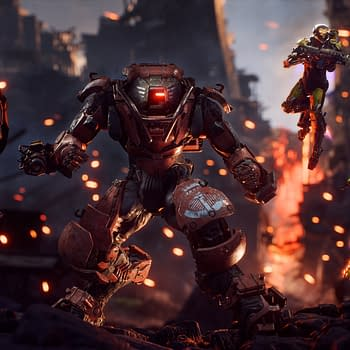Anthem Story and Co-Op Gameplay Details Revealed at PAX West