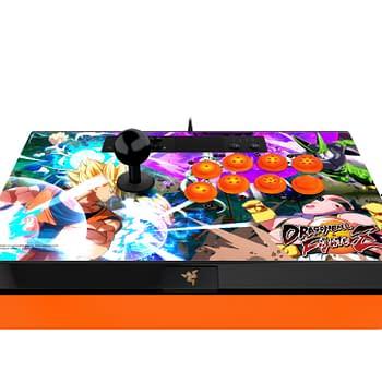 Kamehameha We Review Razers Dragon Ball FighterZ Panthera Arcade Stick