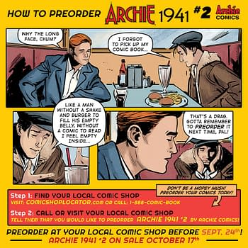 Theres a Major Continuity Error in Archies Latest Comic