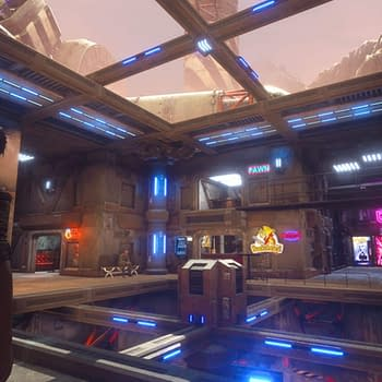 We Tried Rebel Galaxy Outlaw at PAX West and Now Need to Live Here