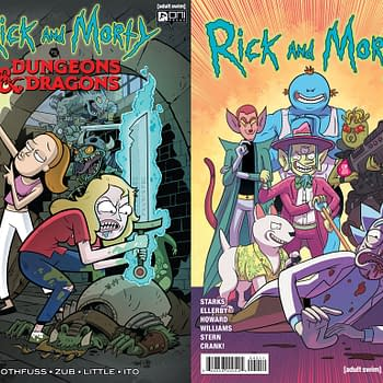 A Double Dose of Rick &#038 Morty Plus: Dream Daddy Invader Zim More in Oni Press Previews for 9-26-18