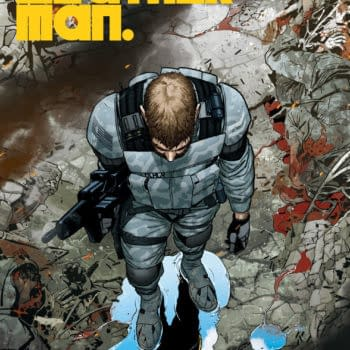 Ahead of Hurricane, Image Reveals Ryan Sook's Cover for The Weatherman #5