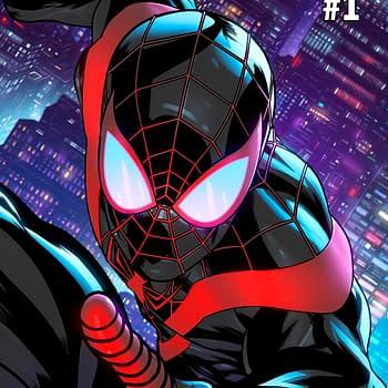 Mike McKone Draws Miles Morales Spider-Man For Spider-Geddon #1 Variant