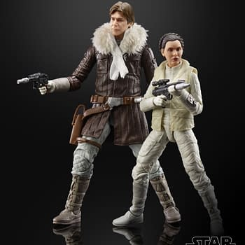 Star Wars Black Series Exclusive Hoth Leia and Han Coming Soon