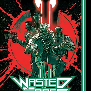 Wasted Space Creators Michael Moreci and Hayden Sherman Interviewed&#8230 By Each Other