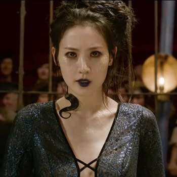 Claudia Kim is Playing Nagini in The Crimes of Grindelwald
