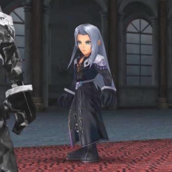 Dissidia Final Fantasy Opera Omnia Welcomes Sephiroth Into the Game