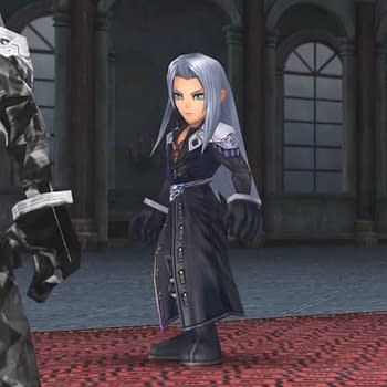 Dissidia Final Fantasy Opera Omnia Welcomes Sephiroth Into the Game