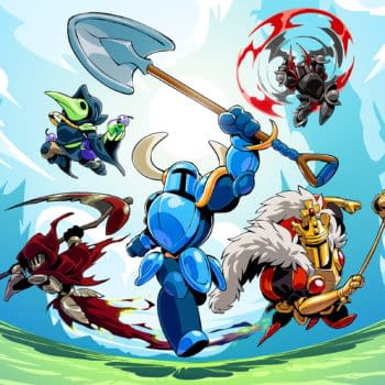 Several Shovel Knight Characters Will Be Joining Brawlhalla