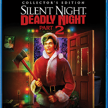 Horror Fans Need to Get Scream Factorys Silent Night Deadly Night 2 Blu-ray