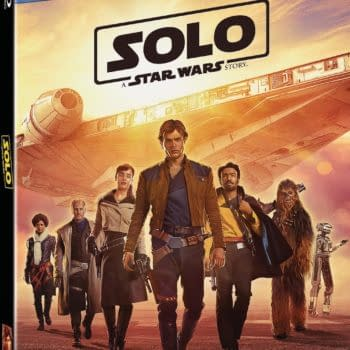 Han Solo Crashes a Tie Fighter in Deleted 'Solo' Scene