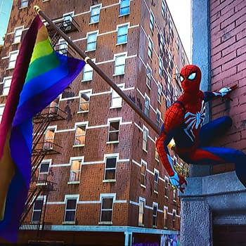 Players Are Spotting Pride Flags Throughout Marvels Spider-Man