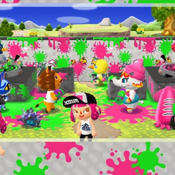 Animal Crossing: Pocket Camp is Getting a Splatoon 2 Event