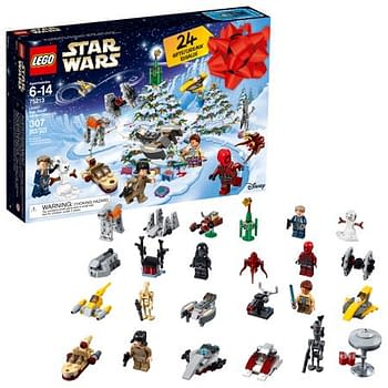 Star Wars 2018  LEGO Advent Calendar Now Up For Order