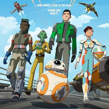 Talking All Things Star Wars Resistance With Writer Brandon Auman