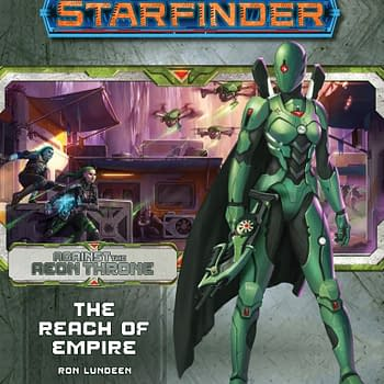 Paizo Announces New Starfinder Adventure Against the Aeon Throne