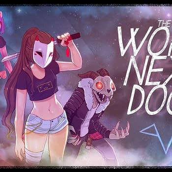 VIZ Media Unveils Release Date for The World Next Door