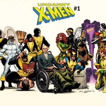 Marvel Gives Dave Cockrum a Wraparound, Plus More Uncanny X-Men #1 Ch-Ch-Changes
