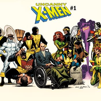Marvel Gives Dave Cockrum a Wraparound Plus More Uncanny X-Men #1 Ch-Ch-Changes