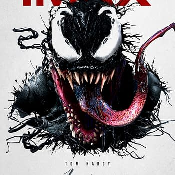 New IMAX Poster for Venom Features Exclusive Art