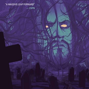 First Look at Undertaker OGN Will Show Side of Dead Man&#8230 Never Seen Before