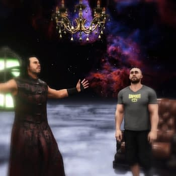 WWE 2K19 Introduces An Insane My Career Trailer With Magic