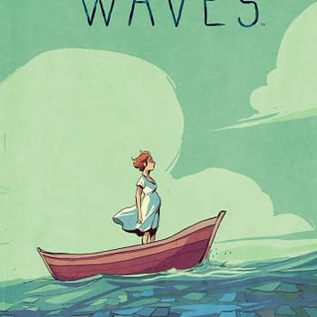 Ingrid Chabbert Makes Waves in Graphic Novel Debut at Archaia