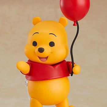 Winnie The Pooh Gets a New Nendoroid Figure